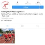 Klubbens Instagram konto.