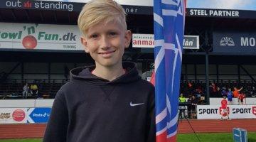 Mathias slettede mere end 30 år gammel klubrekord
