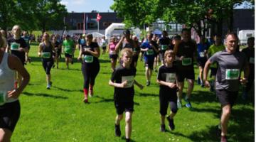Kolding-løbet  27. maj 2018