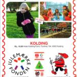 Julemærkemarchen 2. dec 2018 ved Kolding fjord